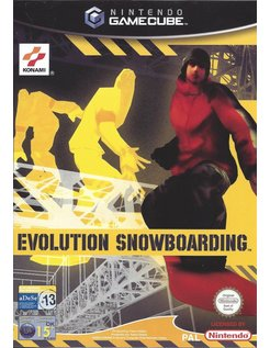 EVOLUTION SNOWBOARDING for Nintendo Gamecube