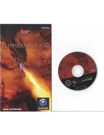 EL IMPERIO DEL FUEGO voor Nintendo Gamecube