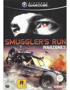 SMUGGLER'S RUN WARZONES for Nintendo Gamecube