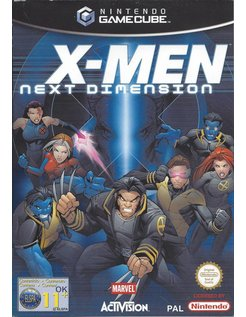 X-MEN NEXT DIMENSION for Nintendo Gamecube