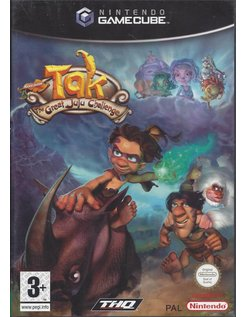TAK THE GREAT JUJU CHALLENGE voor Nintendo Gamecube