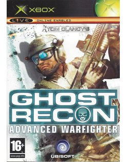 GHOST RECON ADVANCED WARFIGHTER for Xbox