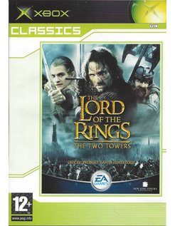 THE LORD OF THE RINGS - THE TWO TOWERS voor Xbox