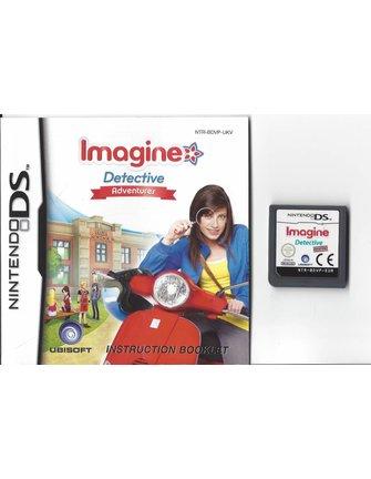 IMAGINE DETECTIVE ADVENTURES für Nintendo DS