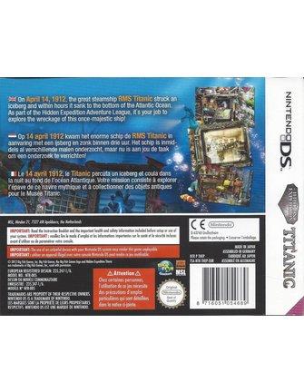 HIDDEN EXPEDITION - TITANIC für Nintendo DS