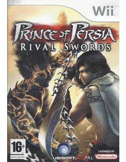 PRINCE OF PERSIA RIVAL SWORDS voor Nintendo Wii