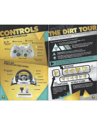 DIRT 3 for Xbox 360