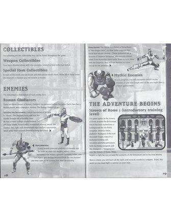 GLADIATOR SWORD OF VENGEANCE voor Playstation 2 PS2