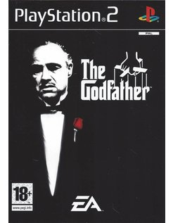 THE GODFATHER voor Playstation 2 PS2 - manual in NL