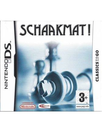 SCHAAKMAT for Nintendo DS
