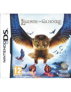 LEGENDE VAN GA'HOOLE for Nintendo DS