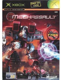 MECHASSAULT - MECH ASSAULT for Xbox