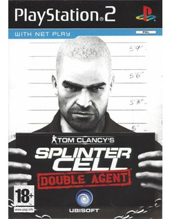 SPLINTER CELL DOUBLE AGENT für Playstation 2 PS2