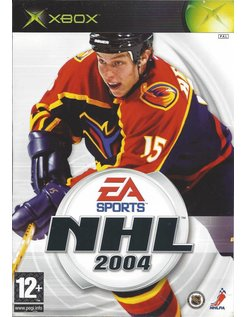 NHL 2004 for Xbox
