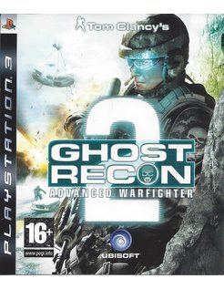 GHOST RECON ADVANCED WARFIGHTER 2 for Playstation 3 PS3