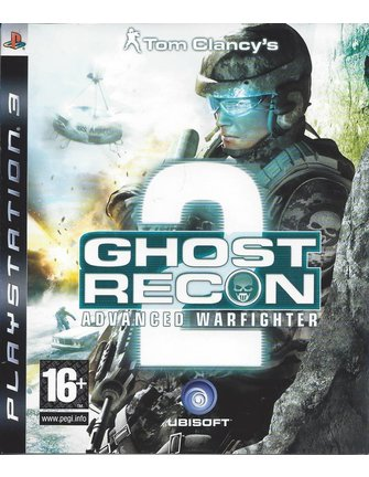 GHOST RECON ADVANCED WARFIGHTER 2 voor Playstation 3 PS3