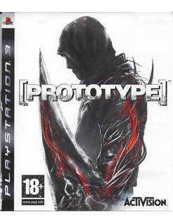 PROTOTYPE for Playstation 3 PS3
