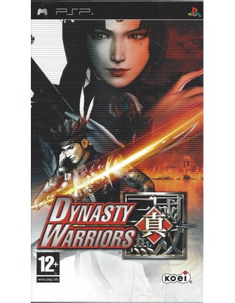 DYNASTY WARRIORS für PSP