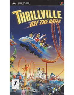 THRILLVILLE OFF THE RAILS for PSP