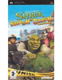 SHREK SMASH N CRASH RACING for PSP