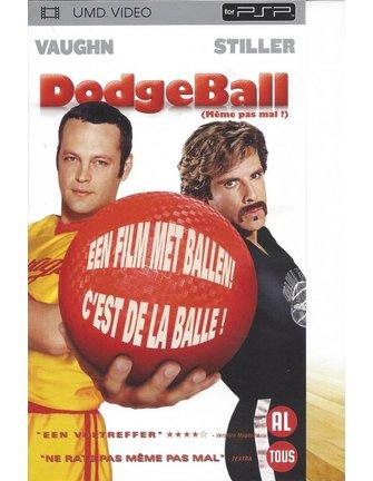 DODGEBALL - UMD video voor PSP