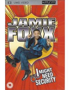 JAMIE FOXX - I MIGHT NEED SECURITY - UMD video voor PSP