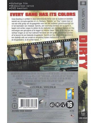 DIRTY - UMD video voor PSP