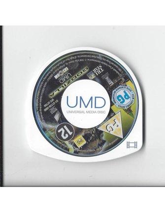 GODZILLA - UMD video voor PSP