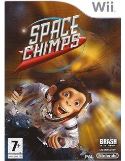 SPACE CHIMPS voor Nintendo Wii
