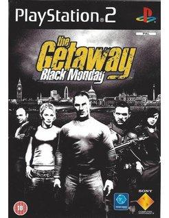 THE GETAWAY BLACK MONDAY voor Playstation 2 PS2