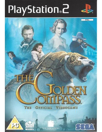THE GOLDEN COMPASS voor Playstation 2 PS2