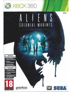 ALIENS COLONIAL MARINES voor Xbox 360