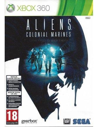 ALIENS COLONIAL MARINES voor Xbox 360