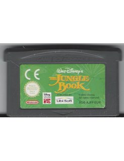THE JUNGLE BOOK voor Game Boy Advance