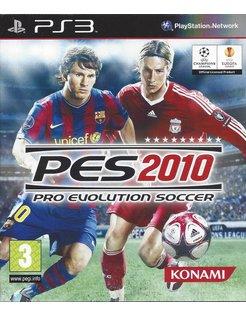 PRO EVOLUTION SOCCER PES 2010 für Playstation 3 PS3