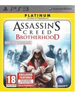 ASSASSIN'S CREED BROTHERHOOD für Playstation 3 - Platinum