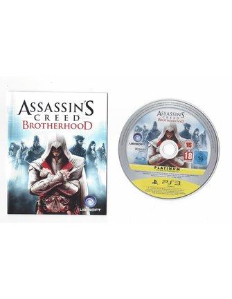 ASSASSIN'S CREED BROTHERHOOD für Playstation 3 PS3  - Platinum