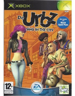 DE URBZ  SIMS IN THE CITY for Xbox