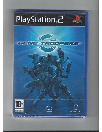 GENE TROOPERS NEW IN SEAL für Playstation 2 PS2 - Französisch