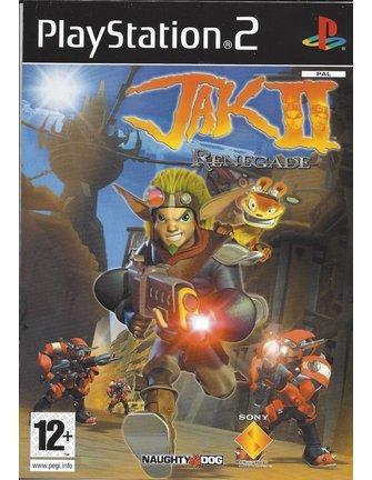 JAK II RENEGADE voor Playstation 2 PS2