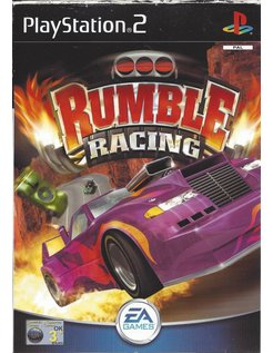 RUMBLE RACING for Playstation 2 PS2