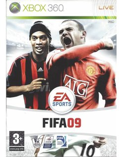 FIFA 09 for Xbox 360