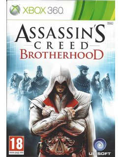 ASSASSIN'S CREED BROTHERHOOD for Xbox 360