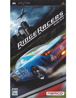 RIDGE RACERS voor PSP