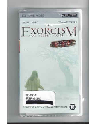 THE EXORCISM OF EMILY ROSE - UMD-video video voor PSP - NIEUW in seal