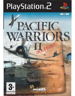 PACIFIC WARRIORS II (2) DOGFIGHT voor Playstation 2 PS2