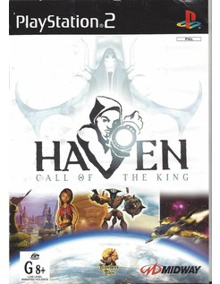 HAVEN CALL OF THE KING for Playstation 2 PS2