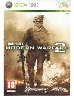 CALL OF DUTY MODERN WARFARE 2 for Xbox 360