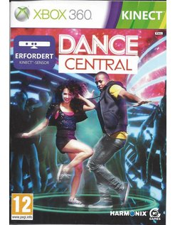 DANCE CENTRAL for Xbox 360