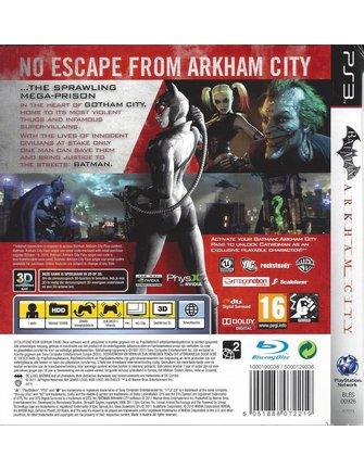 BATMAN ARKHAM CITY für Playstation 3 PS3
